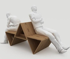 Simpliseat – Modular Furniture Collection for Public Area