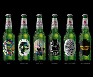 Six-limited-edition-becks-beer-bottles-m