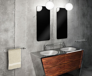 Sleek &amp; Stylish Bathrooms by Componendo