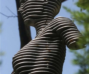 Sliced-metal-sculptures-by-chan-girl-park-m