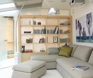 Small Contemporary Flat in Moscow by Studioplan