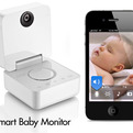 Smart-baby-monitor-works-with-iphone-and-ipad-s