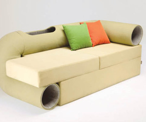 Smart-space-saving-hybrid-furniture-cat-tunnel-sofa-m
