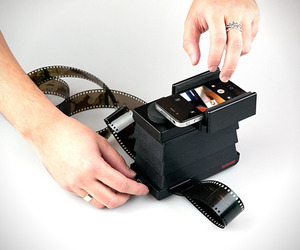 Smartphone Film Scanner by Lomography