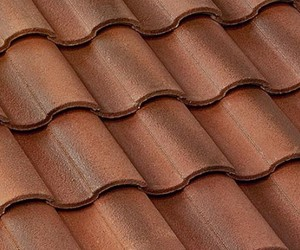 Smog-Eating Concrete Roof Tile from MonierLifetile