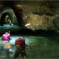 Snorkel-the-underground-rivers-xcaret-mexico-s