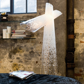 Snow-floor-lamp-by-louis-poulsen-s