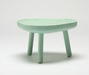 'Soft Triangle' side table by TAF