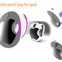 Solar-panel-bag-for-ipad-2-s