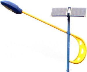 Solar Powered Street Light