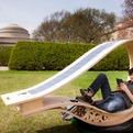 Solar-powered-sun-lounger-s