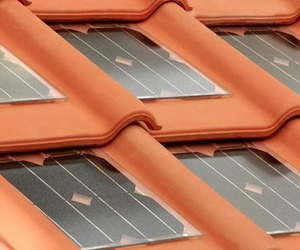 Solar Roof Tiles from Tegolasolare