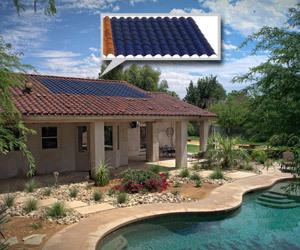 Solar Roof Tiles that Power Your Home