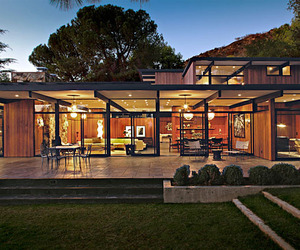 Spectacular La Cañada Residence by Jamie Bush & Co.