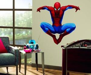 Spiderman-wall-decal-from-roommates-m
