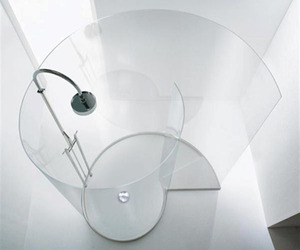 Spiral Shower by Benedini Associati