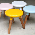 Spun-milking-stools-by-glenn-and-justin-lamont-s