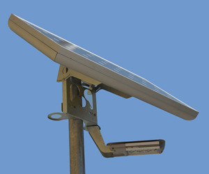 SS30 Solar Street Lighting System