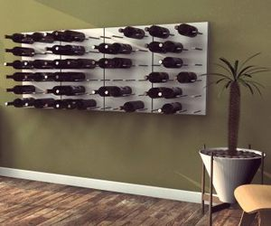 STACT Modular Wine Wall | Concept by Eric Pfeiffer