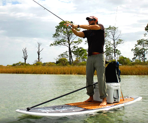 Stand-up Fishing Paddle Board | by Bote
