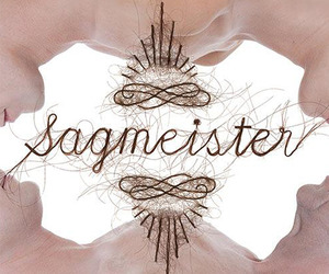 Stefan Sagmeister Uses Hair As Typography