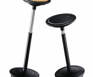 Stitz Task Stool by Wilkahn