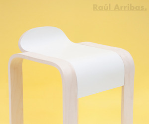 Stool #1 by Ral Arribas De Miguel