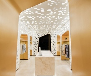 Store Design by Matt Gibson Architecture + Design