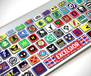 Superhero-macbook-keyboard-m