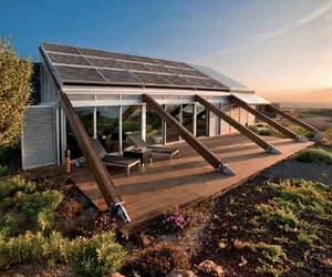 Sustainable Design Of House In Canary Islands