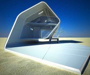 Sustainable-prefab-california-roll-house-for-desert-m