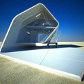 Sustainable-prefab-california-roll-house-for-desert-s