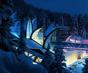 Swiss Wellness Center by Mario Botta