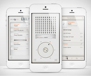 T3: Music Player 