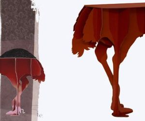 Table-design-ideas-camel-bird-wings-by-ibride-m