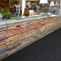 Table-made-of-books-in-library-s