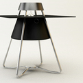 Table-with-sound-spectrum-omnidirectional-s