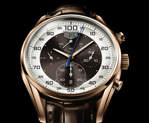 TAG Heuer will unveil Carrera Mikrograph at SIHH 2011 Show