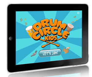 Talented Mom Designs An iPad App. Drum Roll Please....