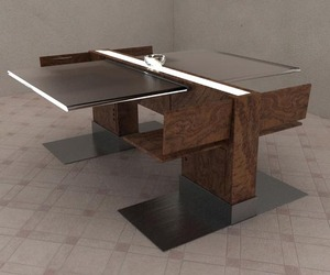 TECTON Dining Table Set by Andrs Alvarez