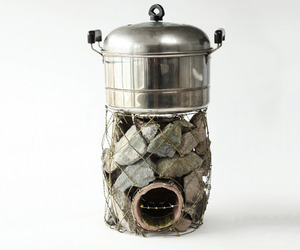 Thab, Tibetan Nomad Cookstove