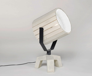 The Barrel Lamp by Nieuwe Heren