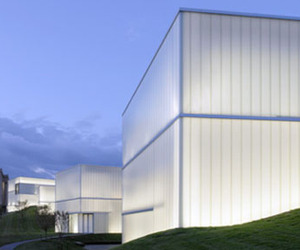The Bloch Building by Steven Holl In Kansas City