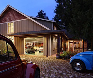 The Car Lodge in Seattle by Gelotte Hommas Architecture