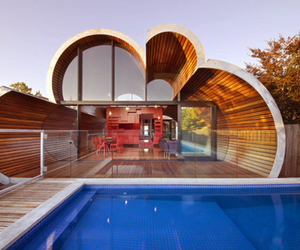 The Cloud House in Melbourne by McBride Charles Ryan
