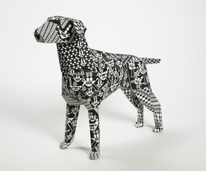 The-gerald-paper-dog-project-by-lazerian-m