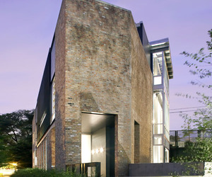 The Leavitt Residence in Chicago | Miller Hull Partnership