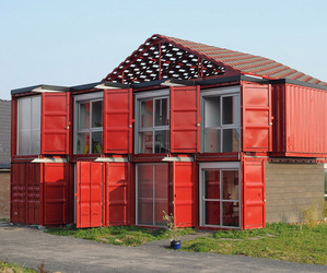 The Maison Container, DYI Container House
