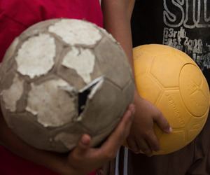 New Highly Efficient Soccer Ball | One World Futbol Project