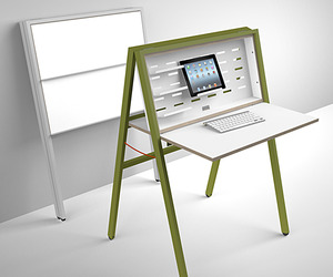 The New HIDEsk by Michael Hilgers